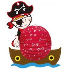 Laterne Pirat