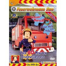 DVD Wasser marsch Feuerwehrm.sam