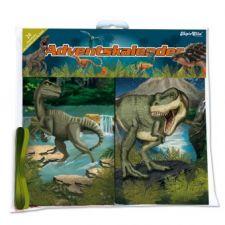 TapirElla Adventskalender zum Selbstbefüllen, Dinosaurier