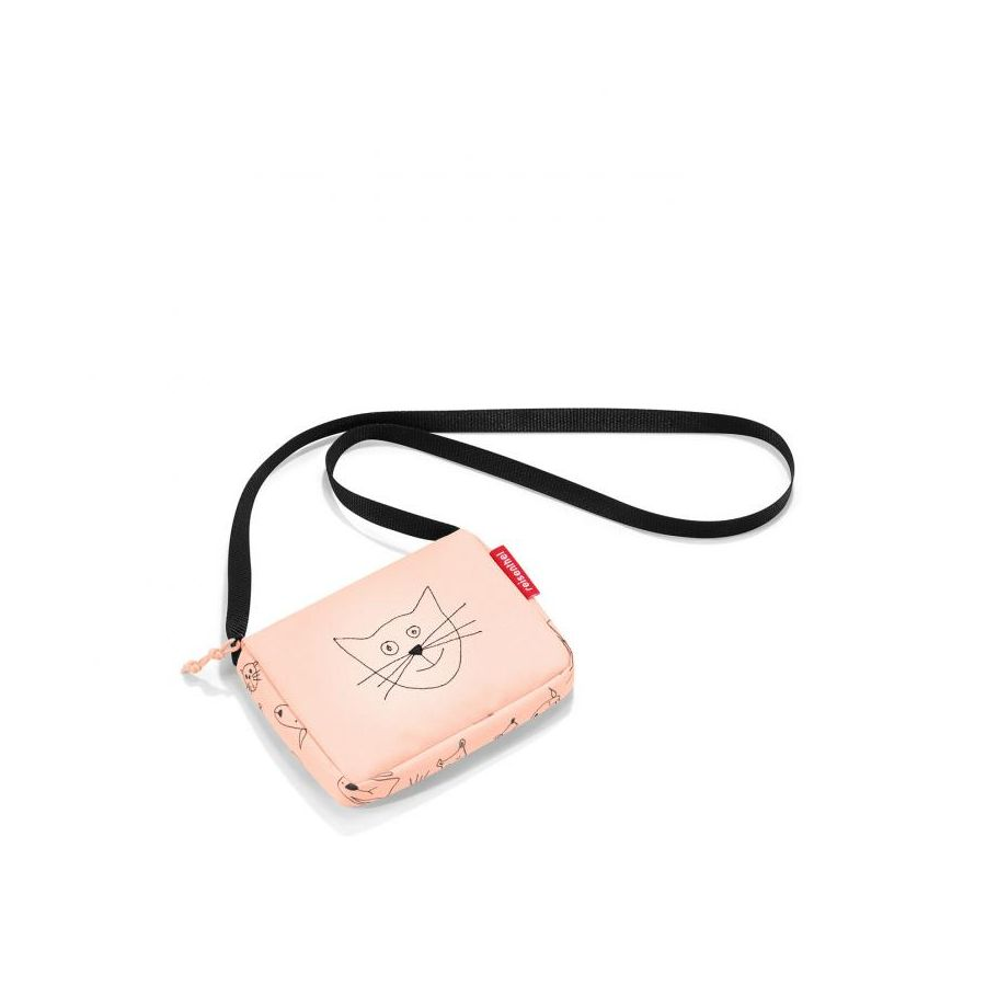 Reisenthel Itbag kids cats and dogs rose