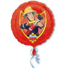 Fireman Sam Folienballon inkl. Helium