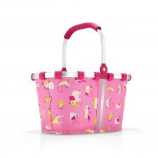 Carrybag XS kids abc friends pink