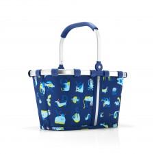 Carrybag XS kids abc friends blue