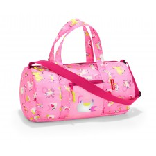 Mini maxi dufflebag kids abc friends pink
