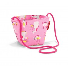 Minibag kids abc friends pink