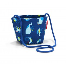 Minibag kids abc friends blue