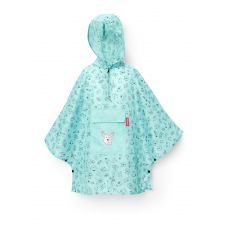 mini max Regenponcho M kids cats and dogs mint