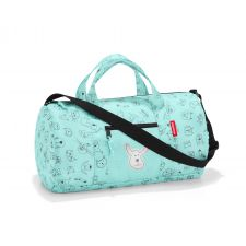 mini maxi dufflebag Skids cats and dogs