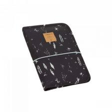 CAS Changing Pouch Feathers black