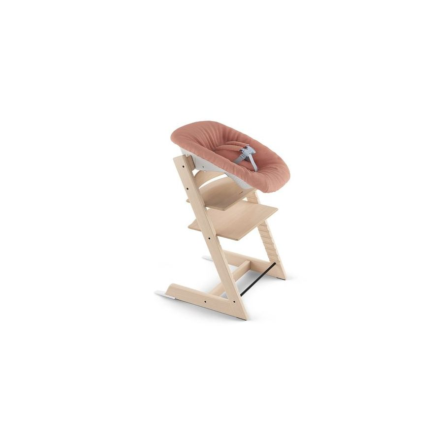 Stokke Newborn Set Upholstery - neue Version Coral Confetti
