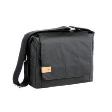 Green Label Messenger Bag Tyve black