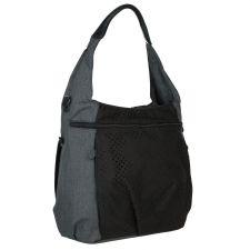 Lässig Casual Hobo Bag black