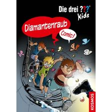 ??? Kids Diamantenraub (Comic)