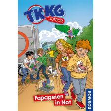 TKKG Junior 5 Papageien in Not