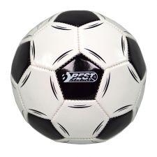Mini Fußball weiß-schwarz