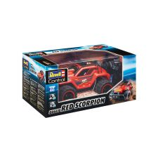 RC Buggy Red Scorpion