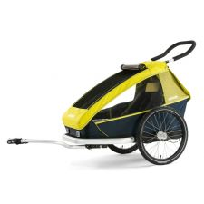 Croozer Kid for 1 lemon green 2019