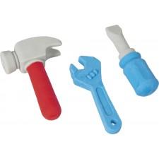 Radierer Werkzeug 3er Set