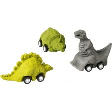 Radiergummi Dino