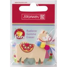Radierer Lama
