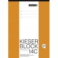 Kieserblock A4, unliniert