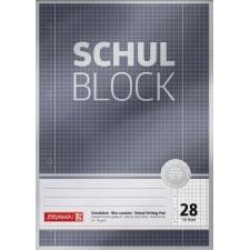 Schulblock A4 90 gr. 50 Blatt