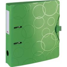 Ordner PP 7 cm dunkelgrün