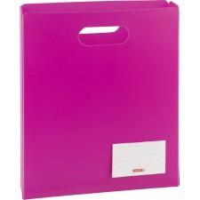 Heftbox A4, offen, pink