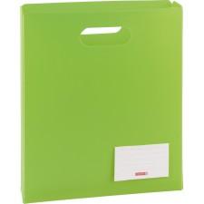 Heftbox A4, offen, grün