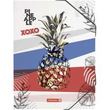 Sammelmappe PP A3, Pineapple