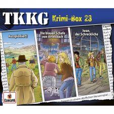 CD Box TKKG 23 Krimi Box (187-189)