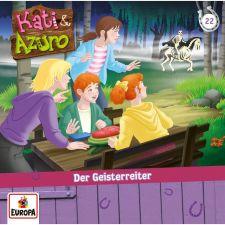 CD Kati & Azuro 22 - Der Geisterreiter