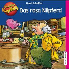CD Kommisar Kugelblitz - Das rosa Nilpferd