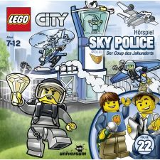 CD LEGO City 22 - Luftpolizei