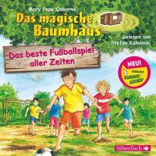 CD Das magische Baumhaus (F.50) - Das beste Fussballspiel aller Zeiten