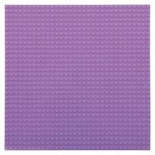 Stackable Baseplate 20x20 (4er Pack) lavender