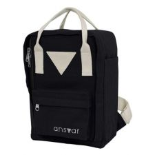Mini Backpack ansvar IV blau schwarz