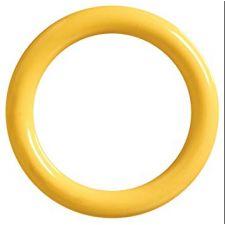 Tauchring glatt gelb