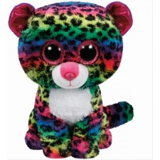 TY Dotty,Leopard bunt 15cm