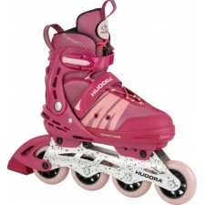 Inline Skates Comfort, strong berry, Gr. 35-40