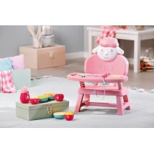 Zapf 701911 Baby Annabell Lunch Time Tisch