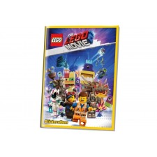 LEGO Movie Serie 2 Stickeralbum