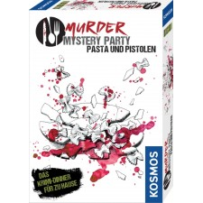 Murder Mystery Party - Pasta