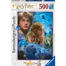 Puzzle Harry Potter in Hogwarts 500 Teile