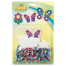 Blister, Schmetterling mit 1100 Perlen