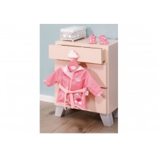 Baby Annabell Sweet Dreams Bademantel 43cm