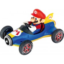 Carrera RC 2,4GHz Mario Kart™ Mach 8 Body tilting action