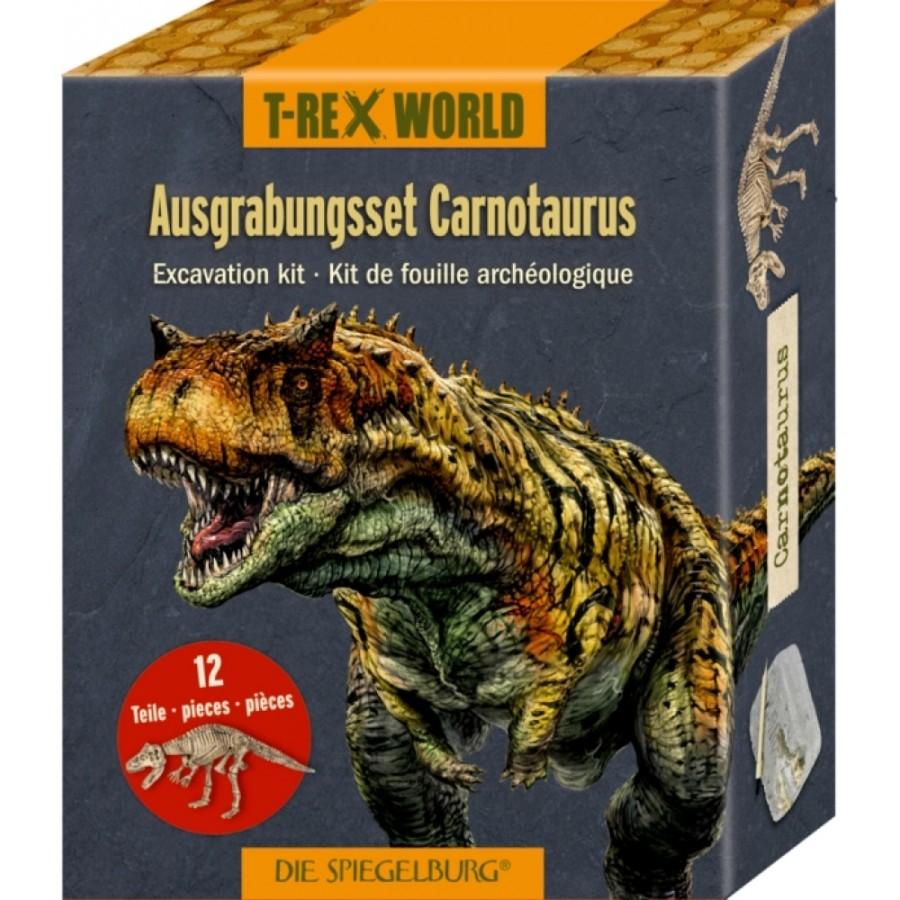 Ausgrabungsset Carnotaurus T-Rex World