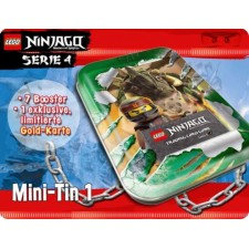 LEGO® Ninjago 4 Mini-Tin Version 1