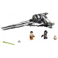 Star Wars TIE Interceptor Allianz-Pilot